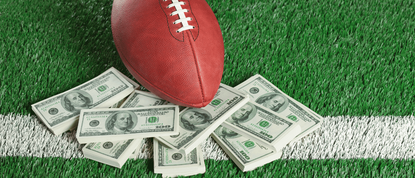 NFL sports betting partnerships