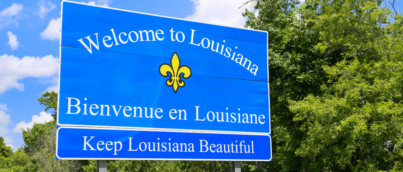 Louisiana legalizes sports betting