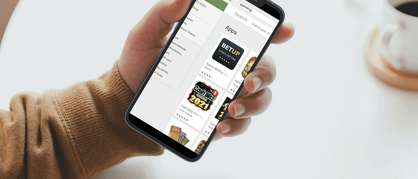 Google Play Android betting apps