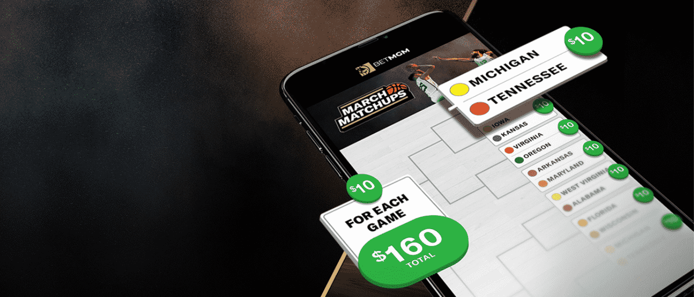 BetMGM March Madness promotions