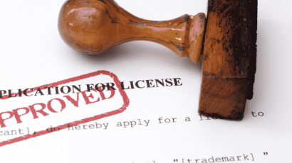 Compliable licensing